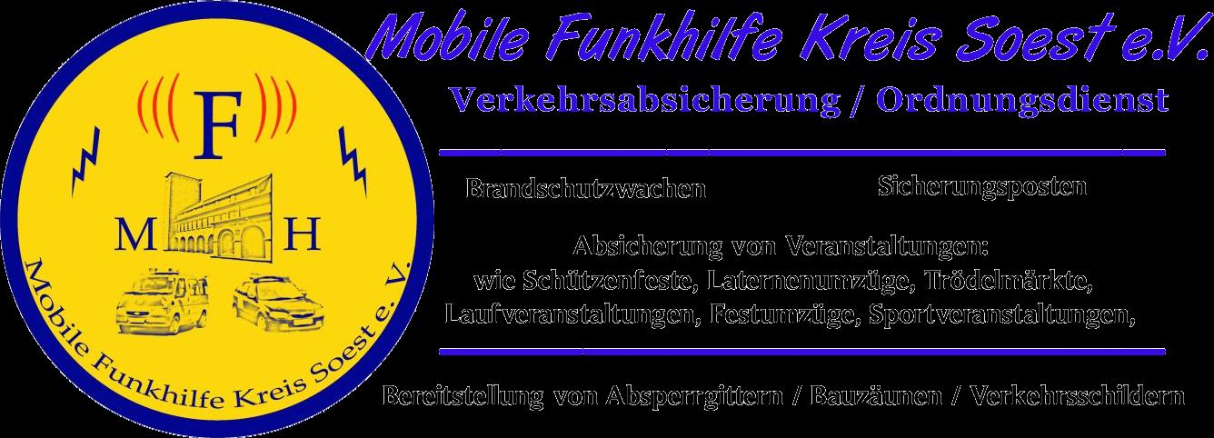 Mobile Funkhilfe, Kreis Soest e.V.